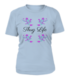 Thug Life Women's T-shirt-Freire Trade