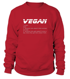 Vegan Sweatshirt - Unisex-Freire Trade