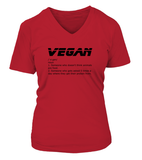 Vegan Women's T-shirt-Freire Trade
