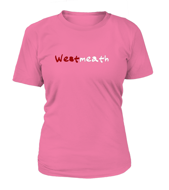 Westmeath Women's T-shirt-Freire Trade