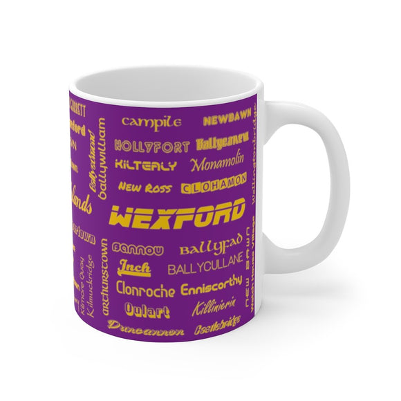 Wexford/Loch Garman Mug 11oz (0.33 l)-Freire Trade
