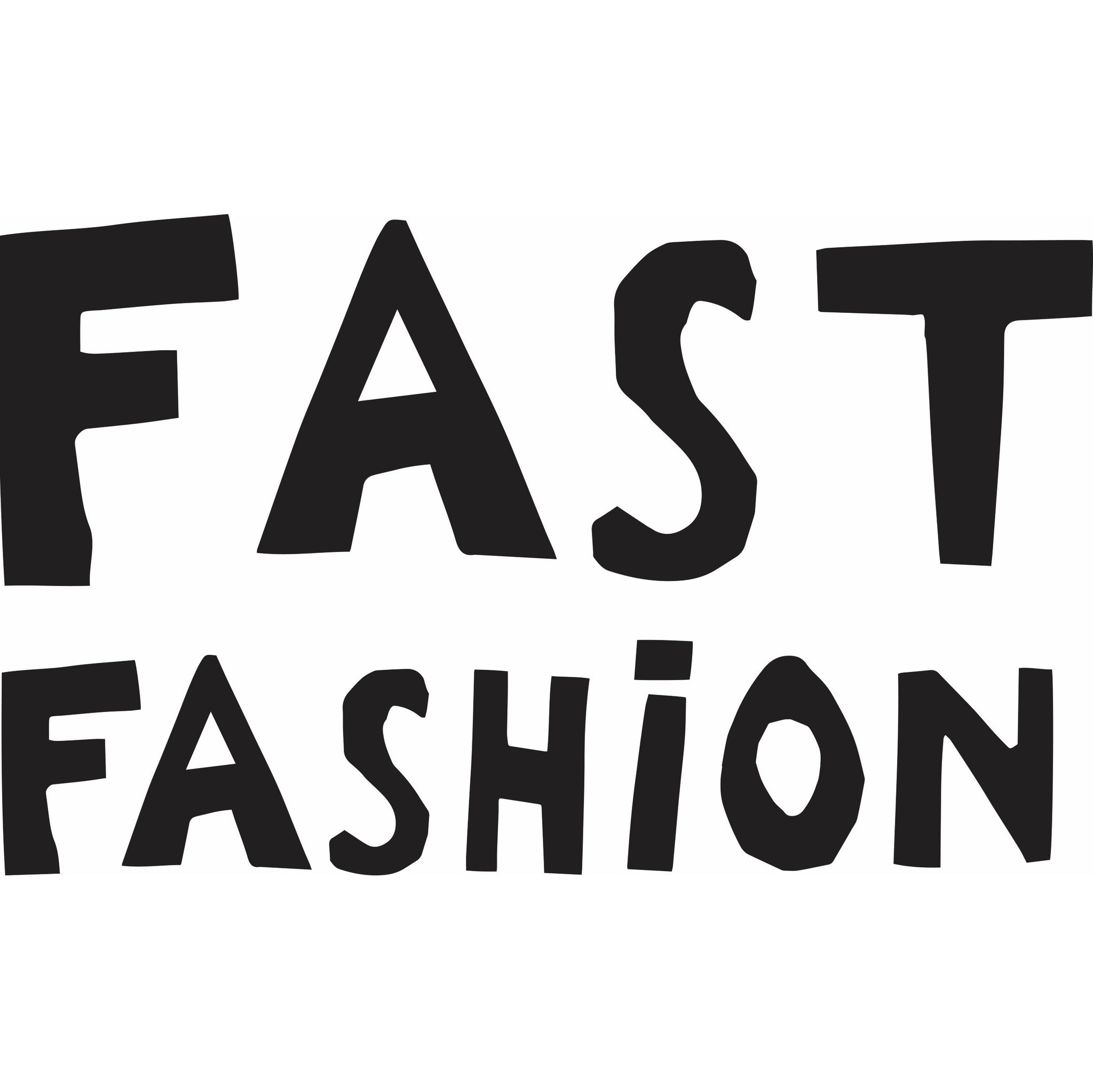 Fast Fashion, Slow Nature, Environmental and Social Impact, Damage caused by Fast Fashion