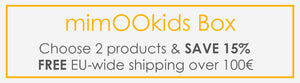 Mimookids Barcelona, Slow Nature, Sustainable Kidswear