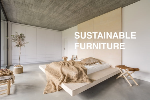 sustainable furniture