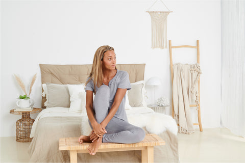 natural sleepwear for women