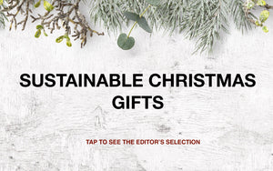 shop sustainable christmas gifts