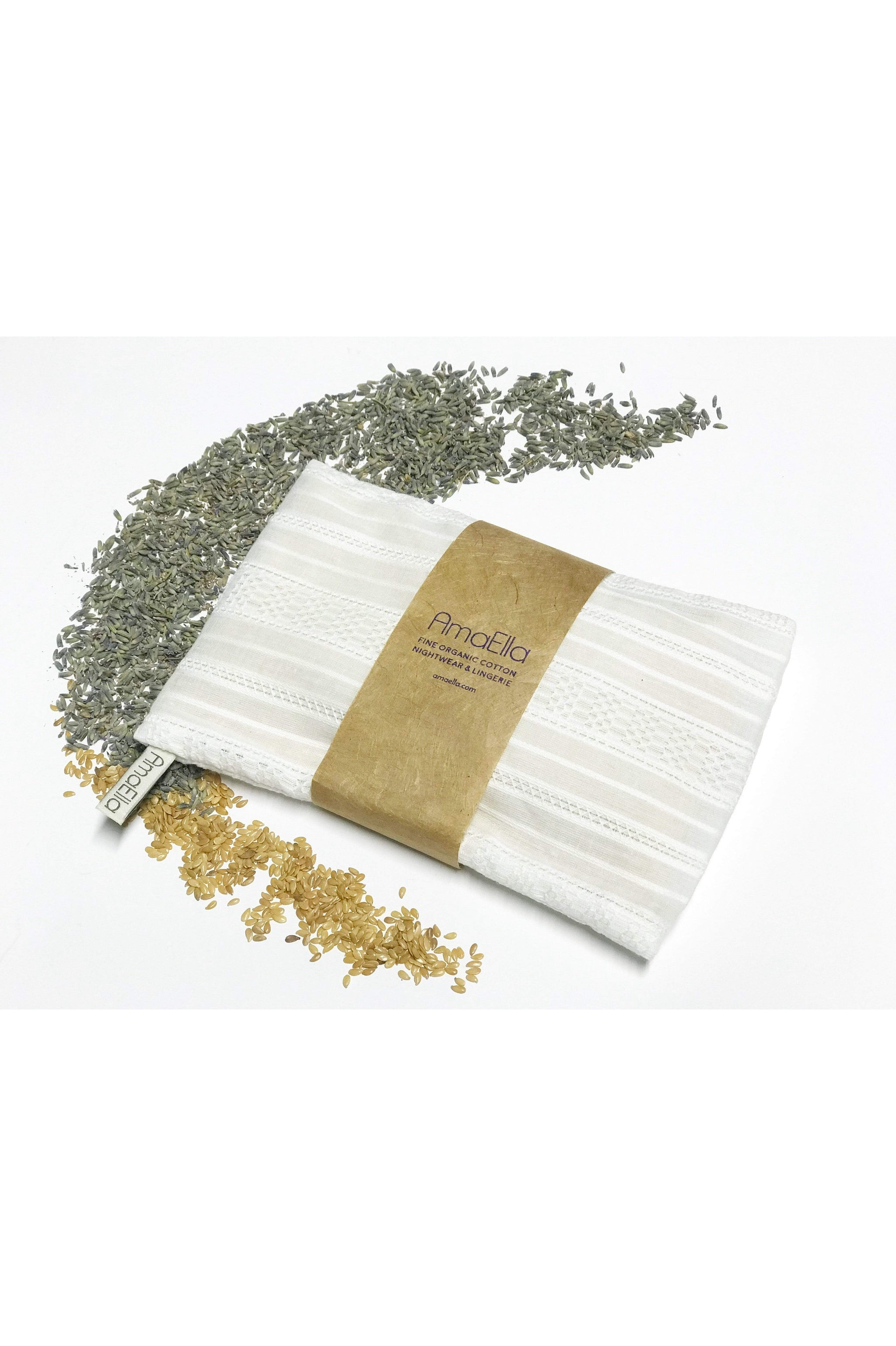 Amaella All Products Lavender Eye Pillow sustainable fashion ethical fashion
