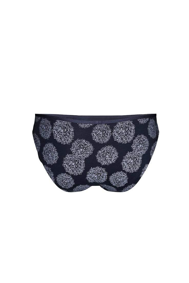 Amaella Knickers Blue and Lilac Organic Cotton Knickers Sweet sustainable fashion ethical fashion