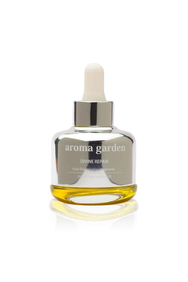 aroma garden cream Divine Repair Healing Oil. sustainable fashion ethical fashion