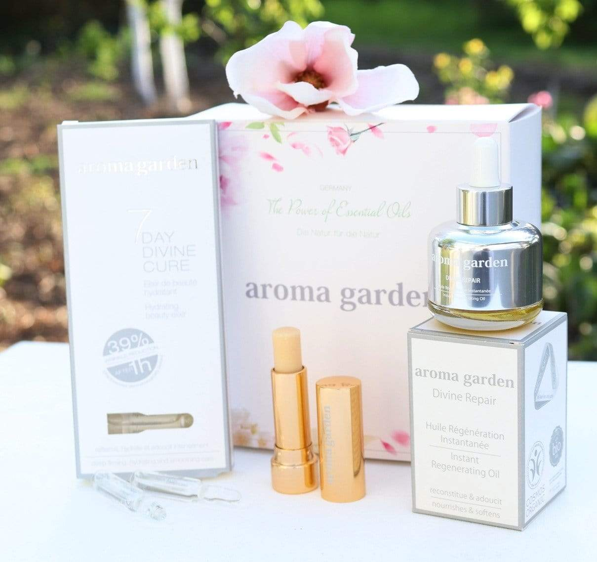 aroma garden Geheim Special Recovery Program sustainable fashion ethical fashion