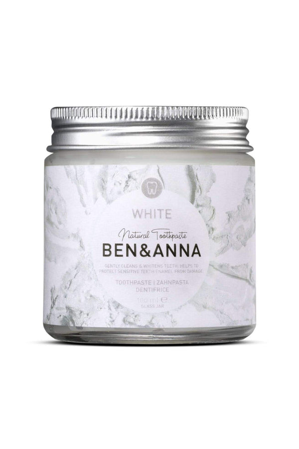 Ben & Anna accessory White Toothpaste sustainable fashion ethical fashion