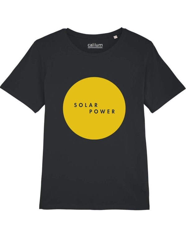 CAL-LUM t-shirts · camisetas solar power unisex t-shirt sustainable fashion ethical fashion