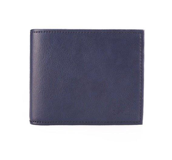 Canussa Slim Wallet Slim Vegan Wallet - Blue sustainable fashion ethical fashion