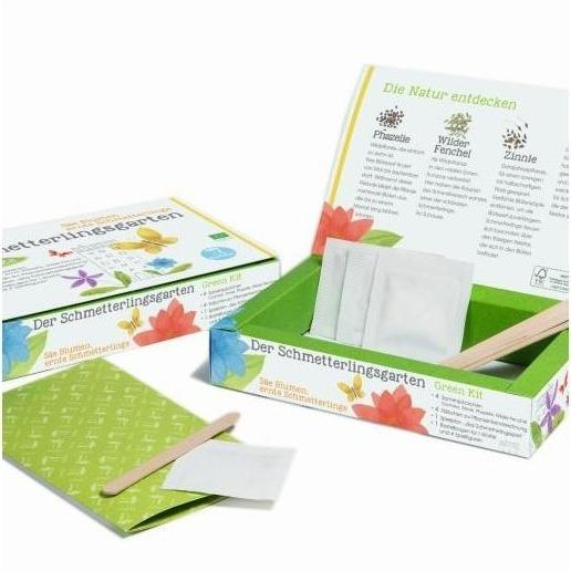 Eugea - Siproduzioni srl Green Kit - The Butterfly Garden sustainable fashion ethical fashion