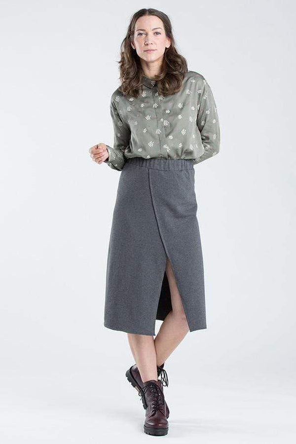 [eyd] skirt Skirt Ashoka. Organic Cotton. sustainable fashion ethical fashion