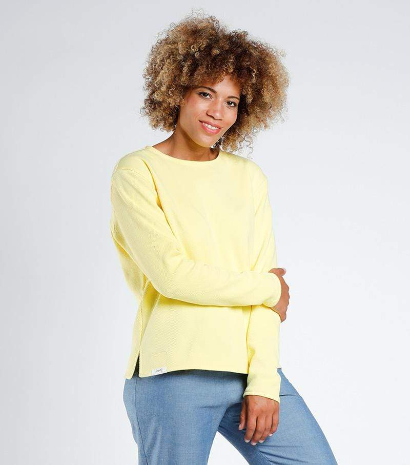 [eyd] sweater Sweater Jayanti. Organic Cotton. sustainable fashion ethical fashion