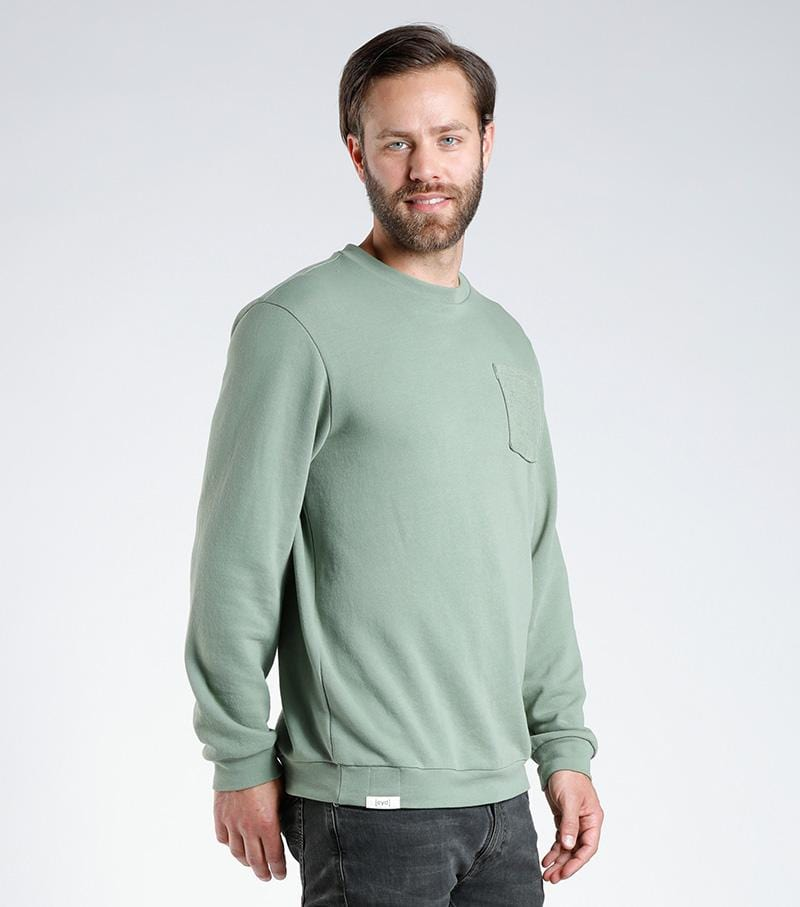 [eyd] sweater Sweater Sanjay. Organic Cotton. sustainable fashion ethical fashion