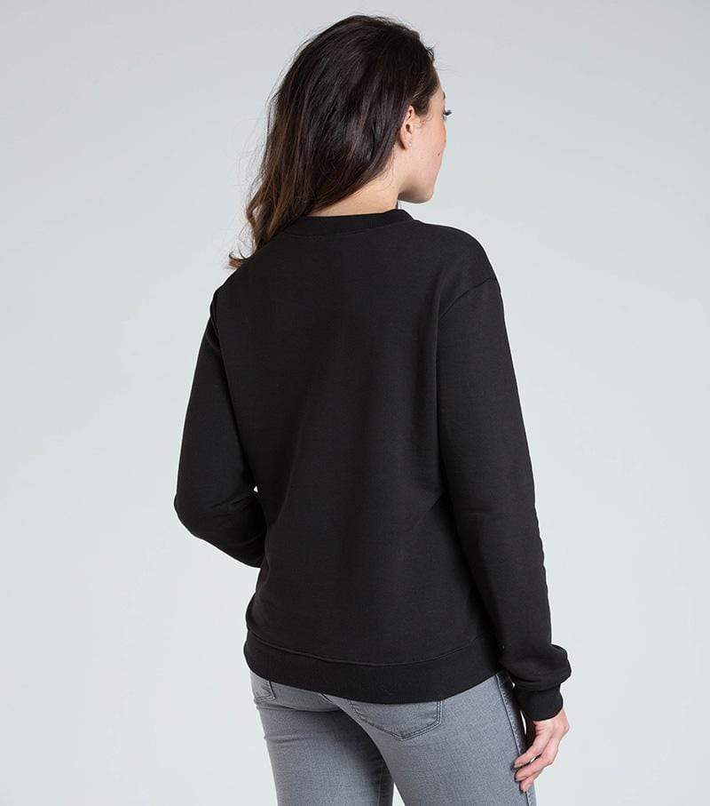 [eyd] sweater Sweatshirt in Organic Cotton. sustainable fashion ethical fashion