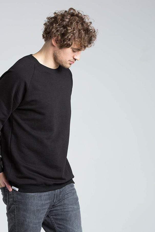 [eyd] sweater XL Sweater Moquee. Organic Cotton. sustainable fashion ethical fashion