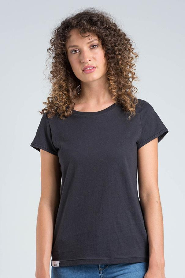 [eyd] top S T-Shirt Regular Bombasic. Organic Cotton. sustainable fashion ethical fashion