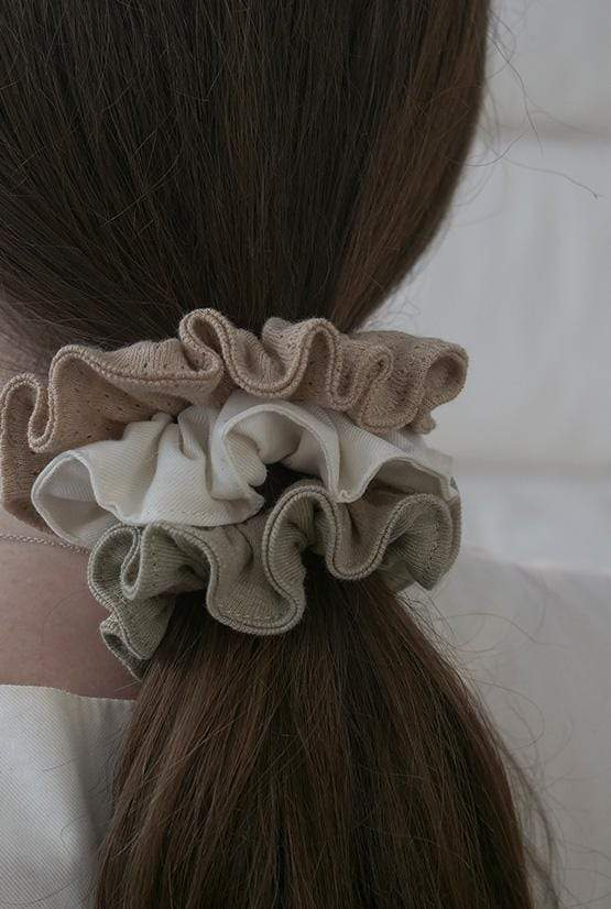 Finet Accesorios SCRUNCHIES mode durable mode éthique