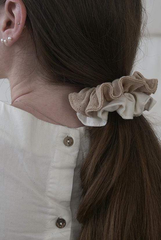 Finet Accesorios SCRUNCHIES sustainable fashion ethical fashion