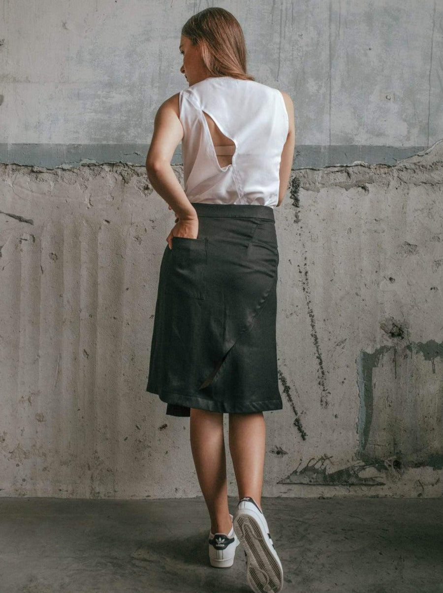 Framiore Skirts HLI skirt sustainable fashion ethical fashion