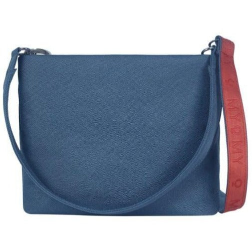 Goodforall bv Women MY CIRCLE BAG Mini in Vegan and Recycled PET. sustainable fashion ethical fashion