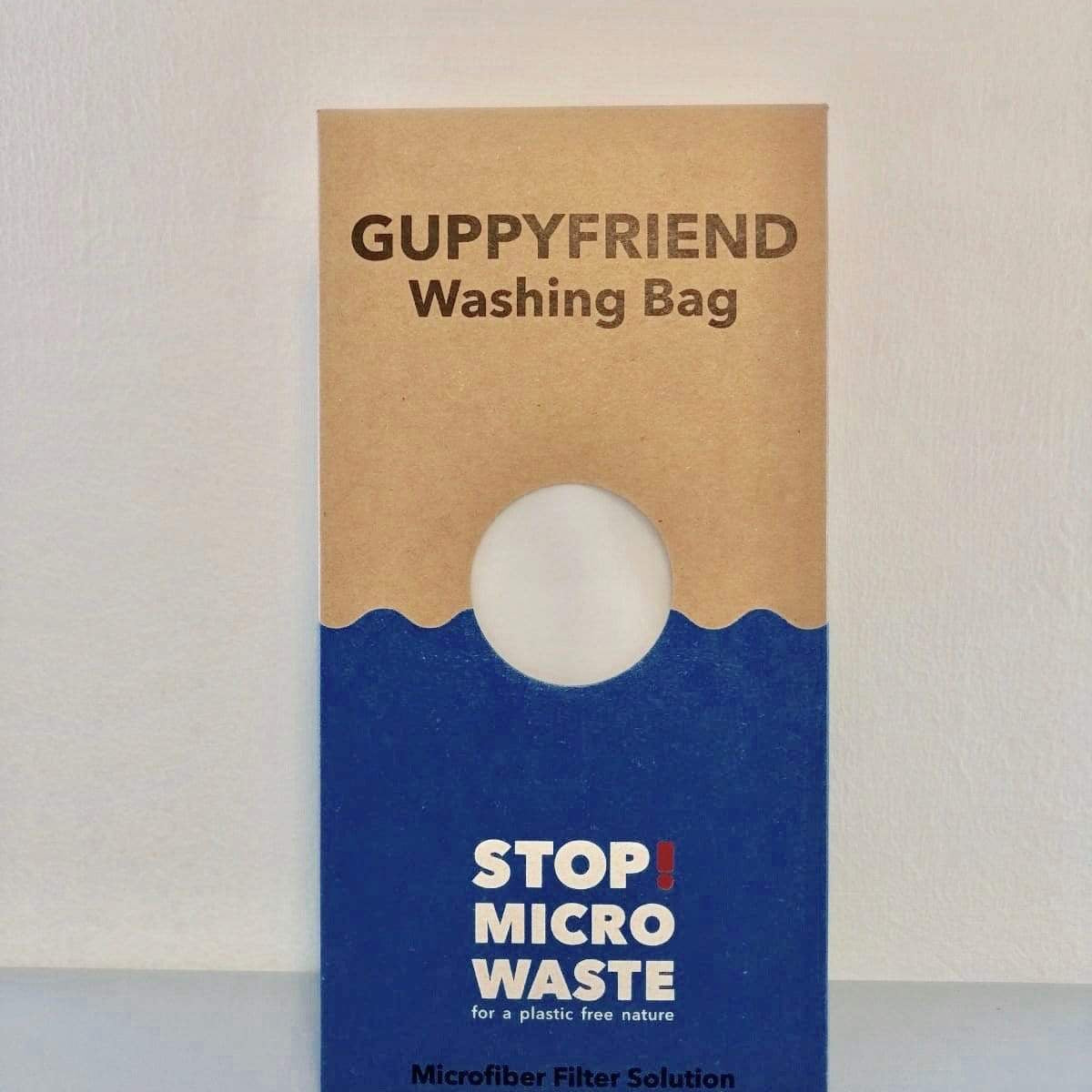 GuppyFriend accessory STOP Microplastics Washing Bag sustainable fashion ethical fashion