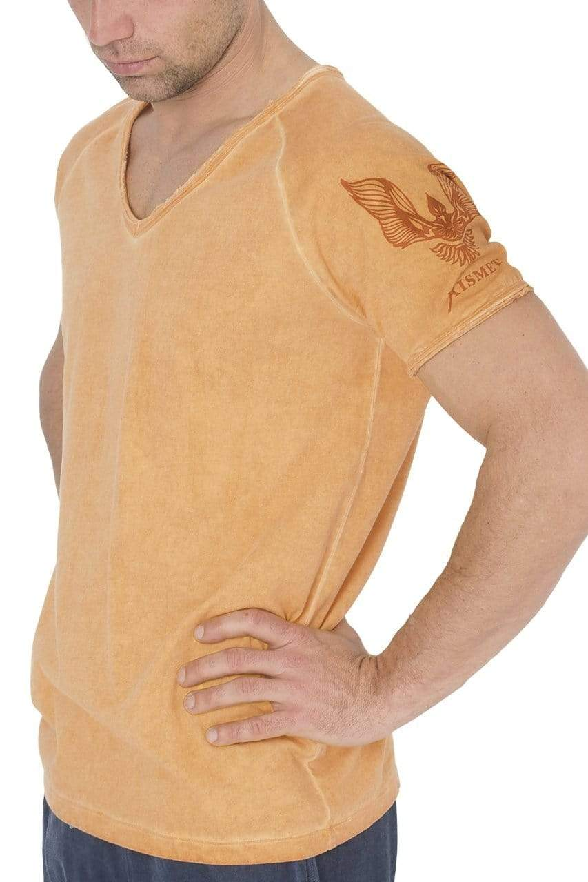 KISMET yoga L Yoga Shirt Agni. Organic Cotton. sustainable fashion ethical fashion