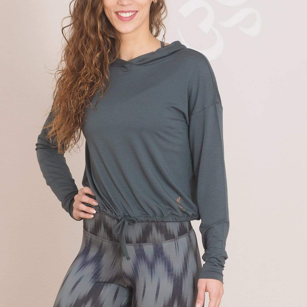 KISMET yoga Yoga Hoodie Sheeva. Modal Lenzing. sustainable fashion ethical fashion