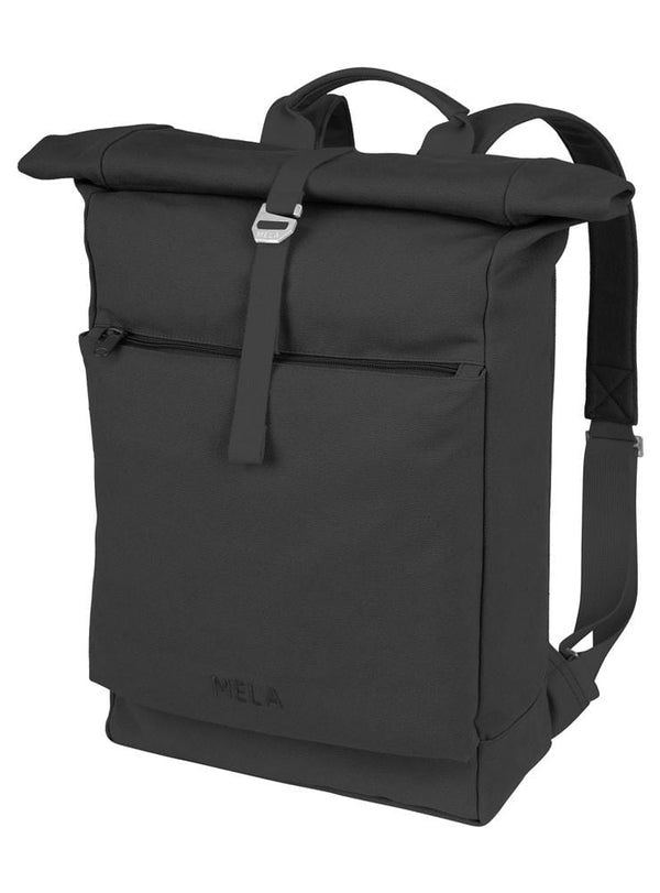 KOMODO Bag MELA Backpack AMAR - Black sustainable fashion ethical fashion