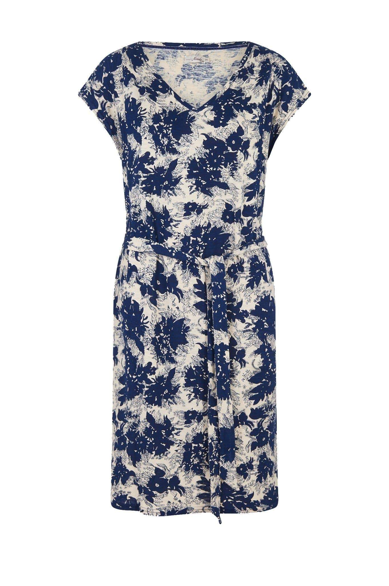 KOMODO Dress ALIE Dress Flower sustainable fashion ethical fashion