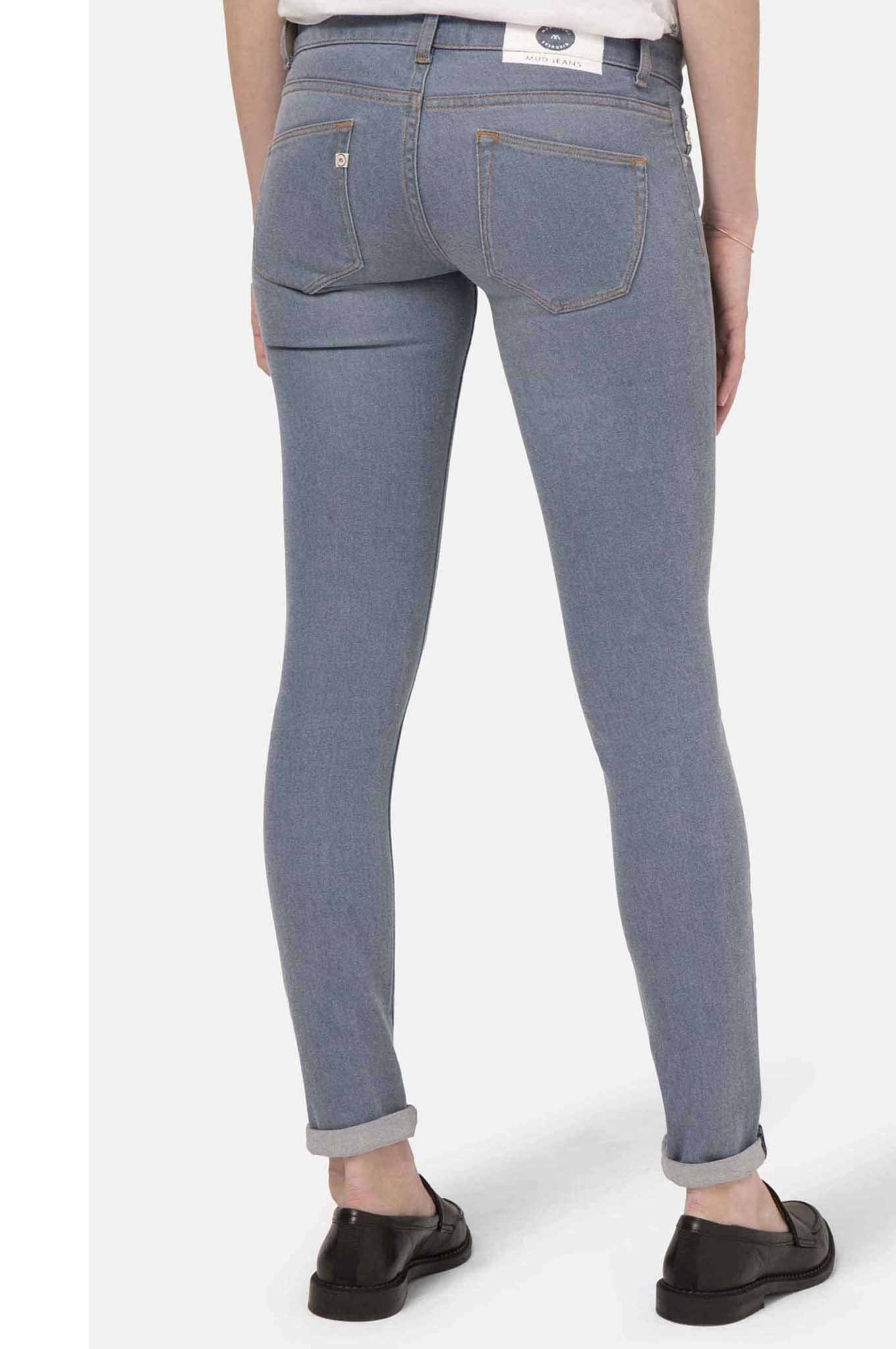 KOMODO pant LILLY Skinny Jeans. Organic Cotton and Recycled Jeans. sustainable fashion ethical fashion