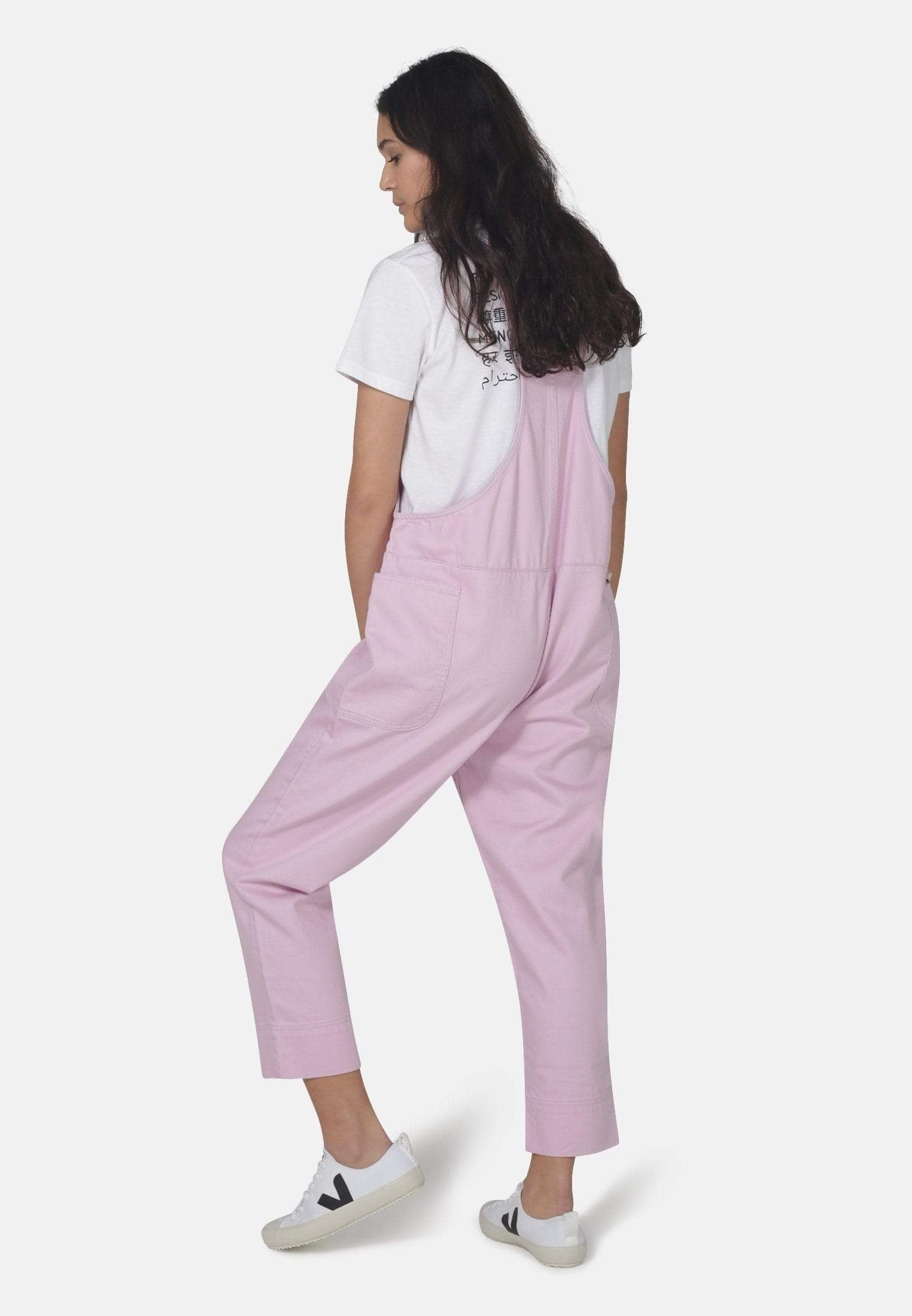 KOMODO pant Overall Dungarees. Organic Cotton. sustainable fashion ethical fashion
