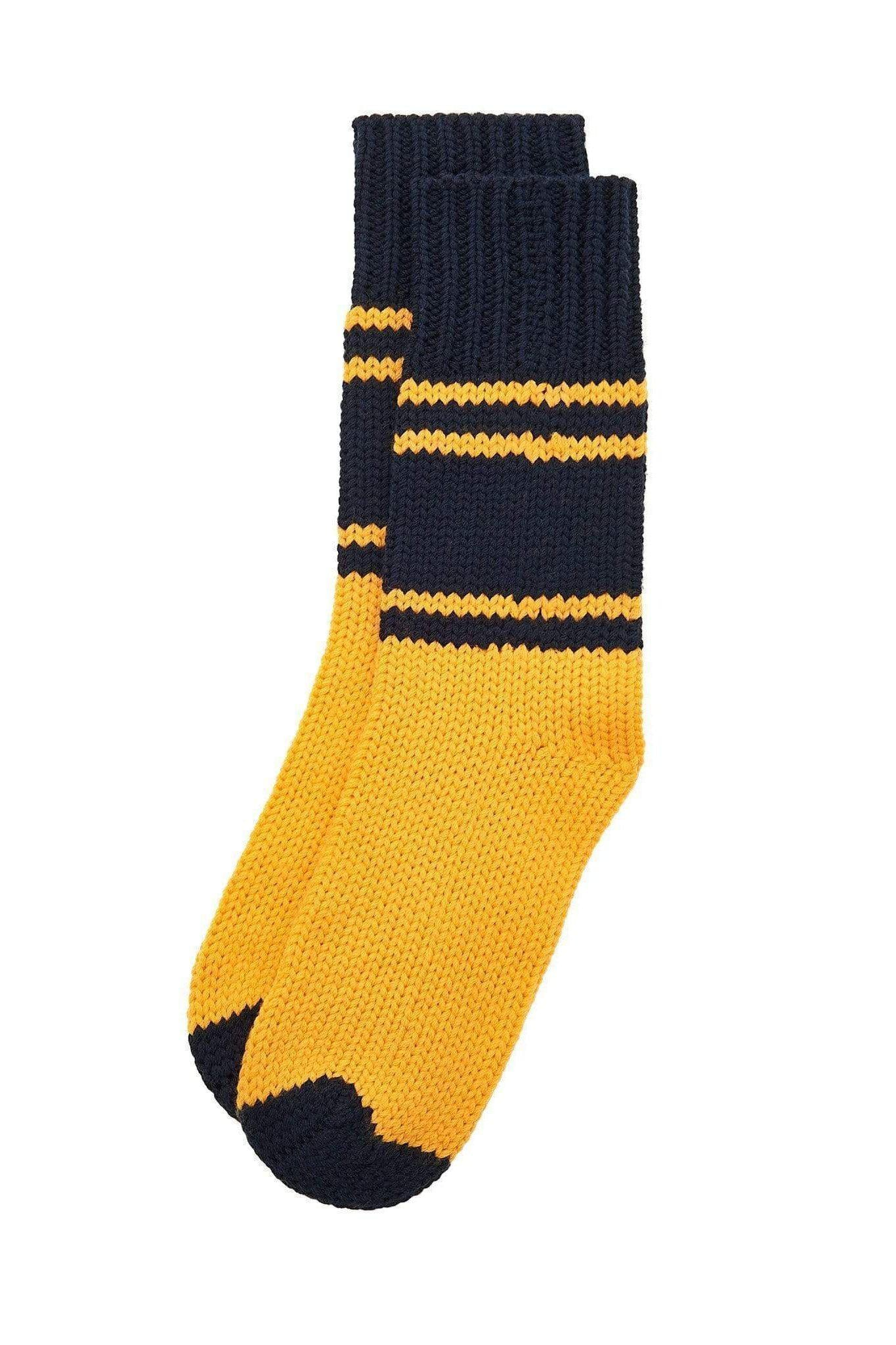 KOMODO sock CABIN Socks in Merino Wool. sustainable fashion ethical fashion