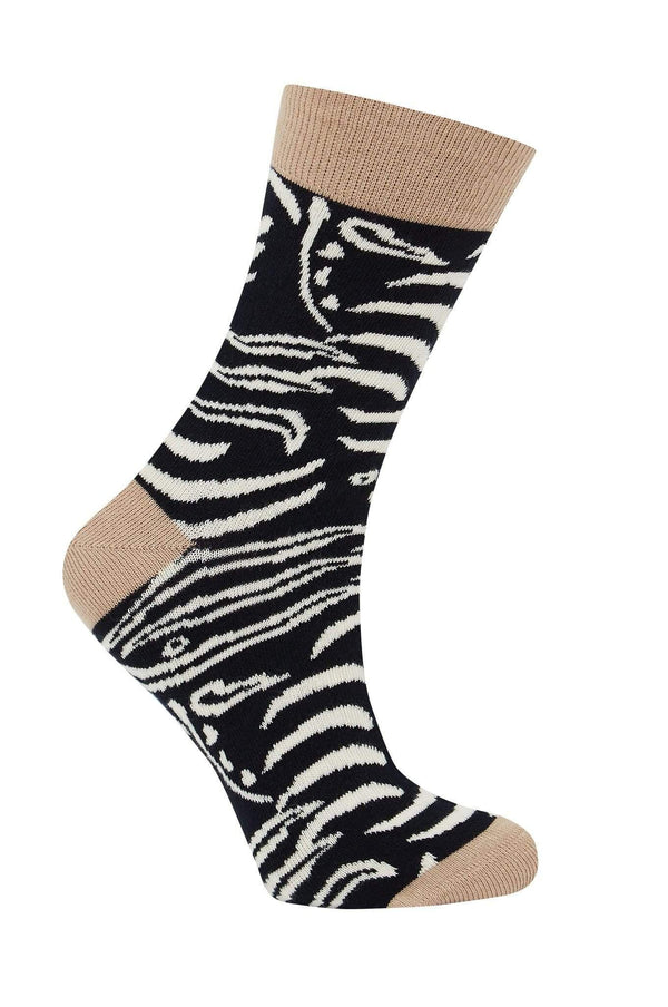 KOMODO Socks TIGER Ink - GOTS Organic Cotton Socks sustainable fashion ethical fashion