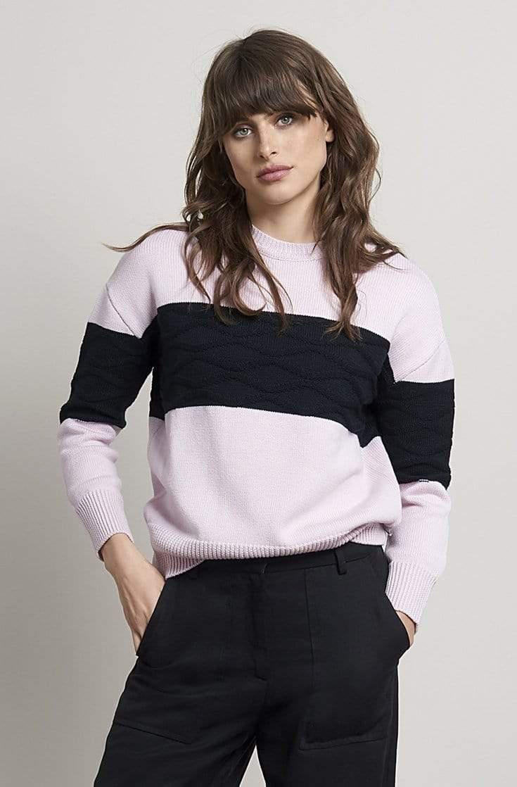 KOMODO sweater MAYFLOWER Jumper. Merino Wool. sustainable fashion ethical fashion