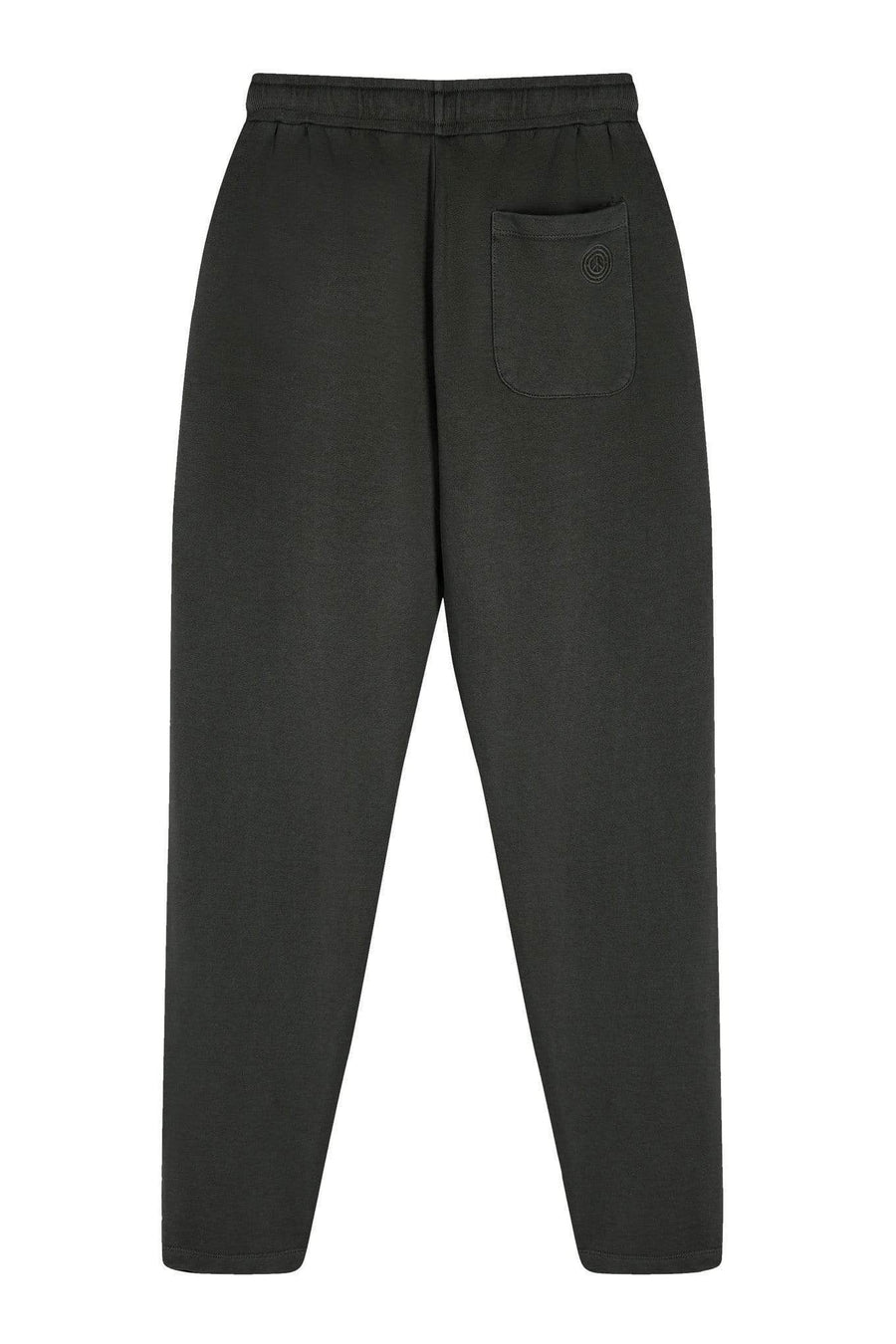 KOMODO Trousers OLYMPIA Mens - GOTS Organic Cotton Jogger Black sustainable fashion ethical fashion
