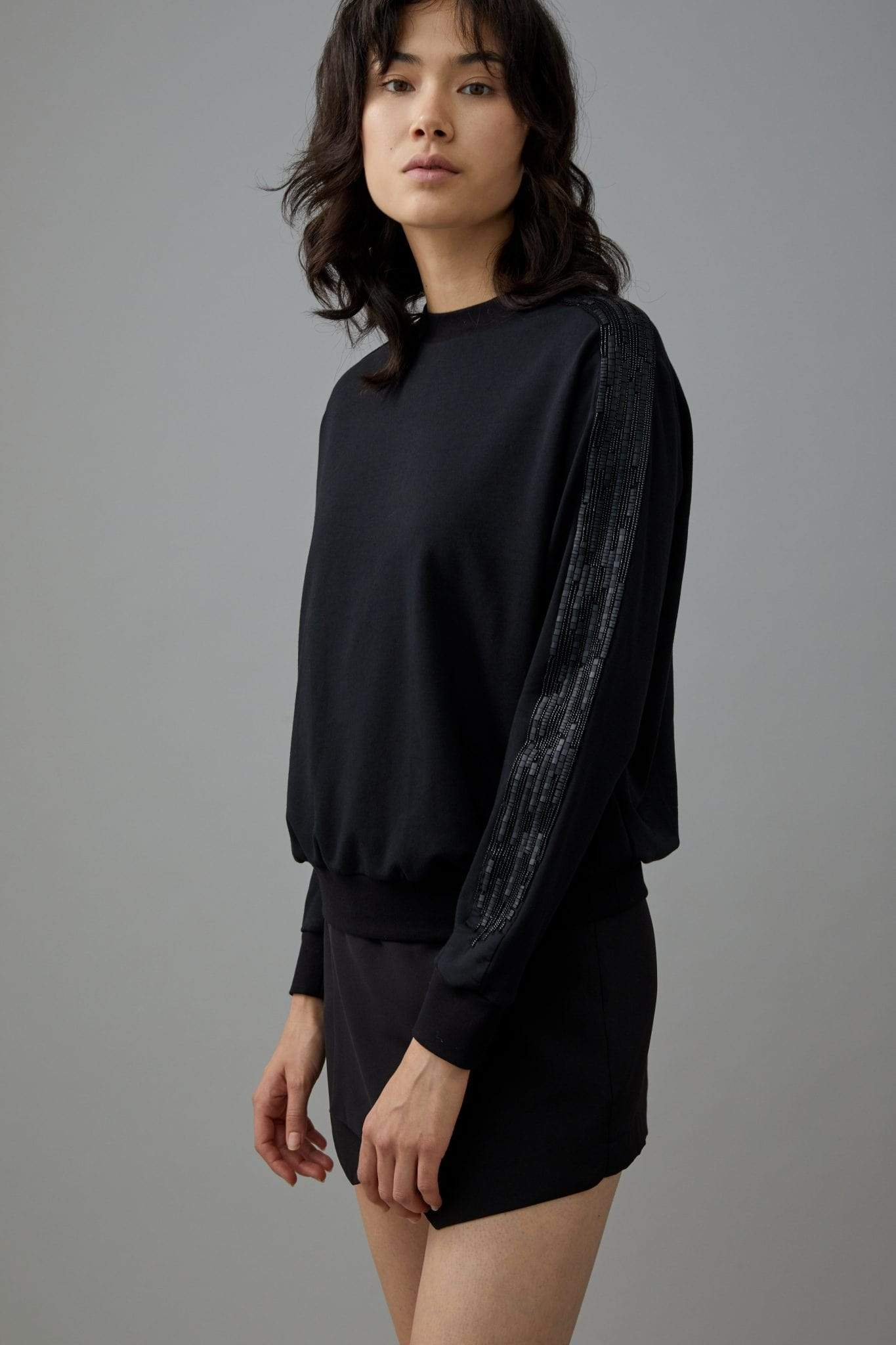 Manakaa Project sweater Sweater in Organic Cotton. sustainable fashion ethical fashion