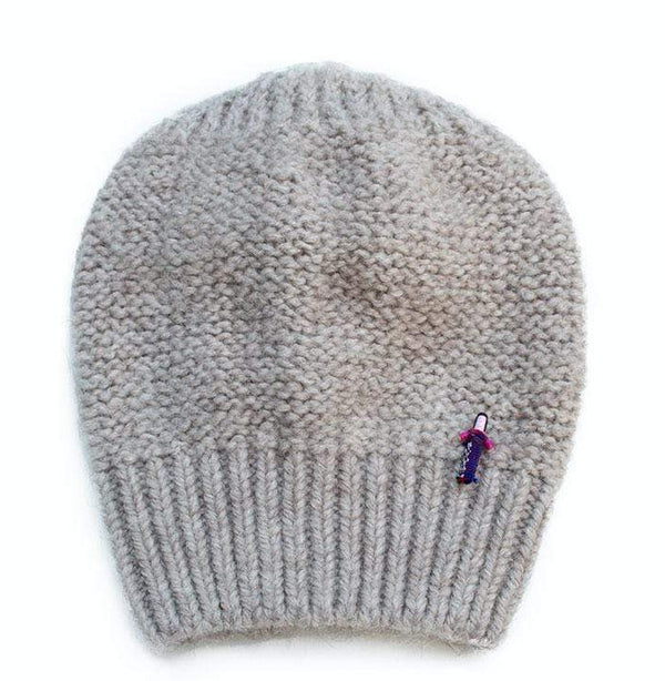 Martina Lewe hats & scarves Soft Hat in Alpaca sustainable fashion ethical fashion