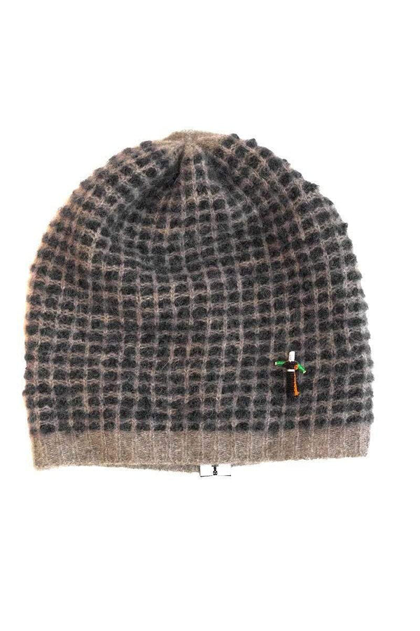meinfrollein accessory Ladies Beanie Anna. Alpaca, Wool, and Yak. sustainable fashion ethical fashion
