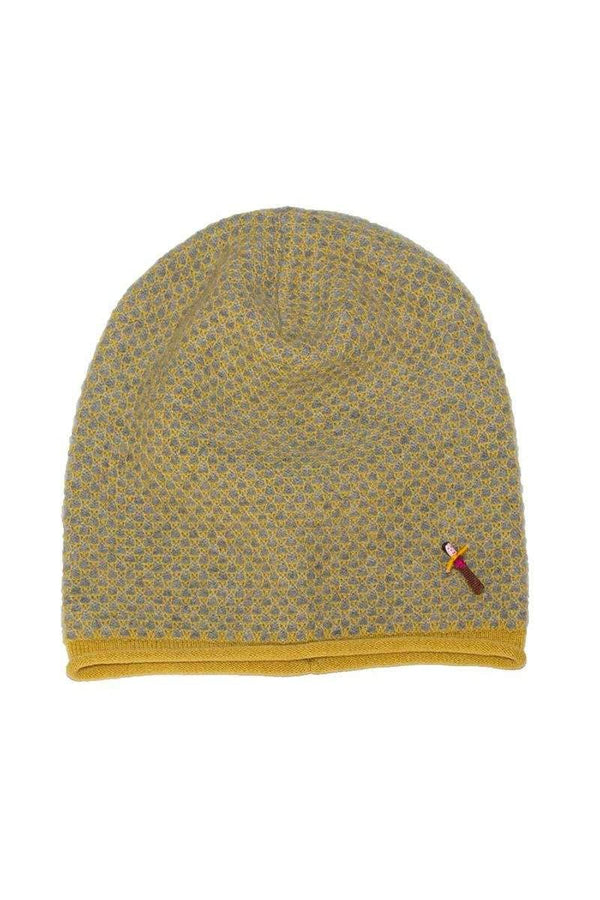 meinfrollein accessory Ladies Beanie Jacky. Cashmere. sustainable fashion ethical fashion