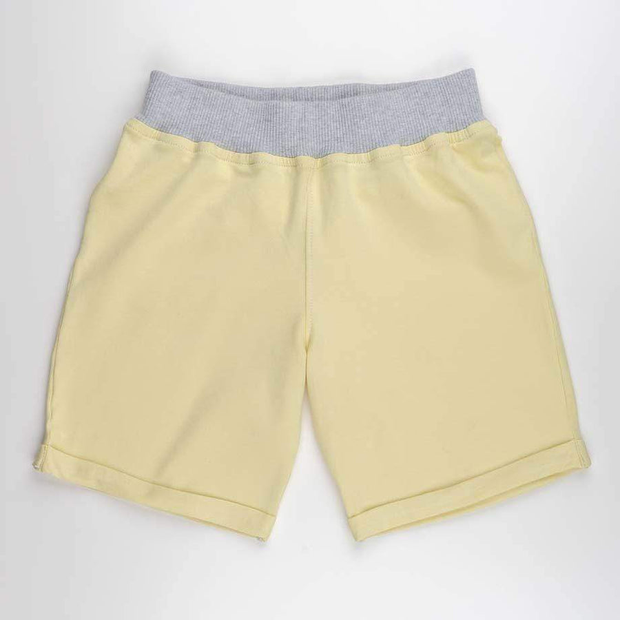 MimOOkids Pantalons & Shorts Pantalon Pull-me-up Pull-me-up Jersey Bio Vainilla mode durable mode éthique