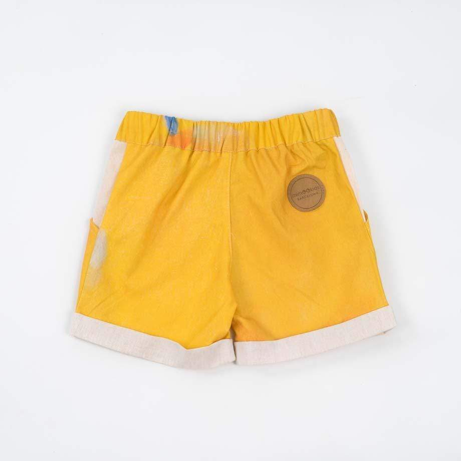 MimOOkids Specials Shorts Close-Me Colibri Limited Edition Arts sustainable fashion ethical fashion