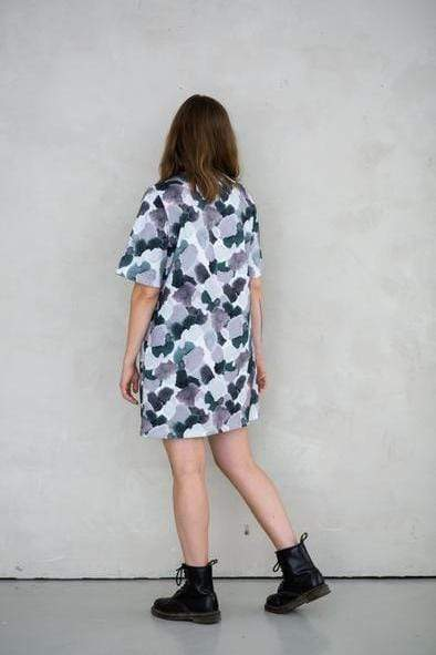 Mori Collective dress Juniper Dress in Organic Cotton. sustainable fashion ethical fashion
