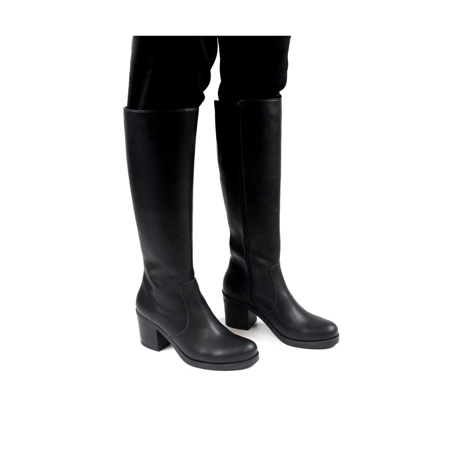 Nae shoe Andrea Knee-high Boots. Ecological Microfiber. sustainable fashion ethical fashion