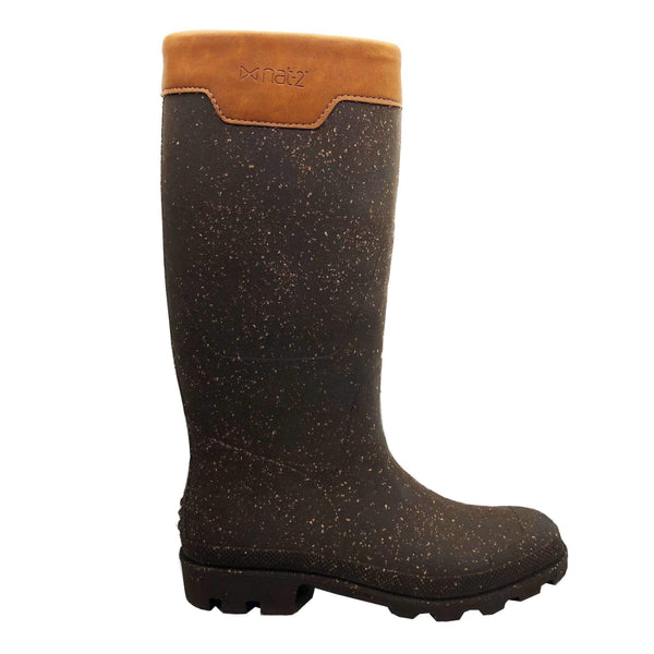 NAT 2 footwear nat-2™ Rugged Prime Bully vegan cork (M) | 100% waterproof rainboots sustainable fashion ethical fashion