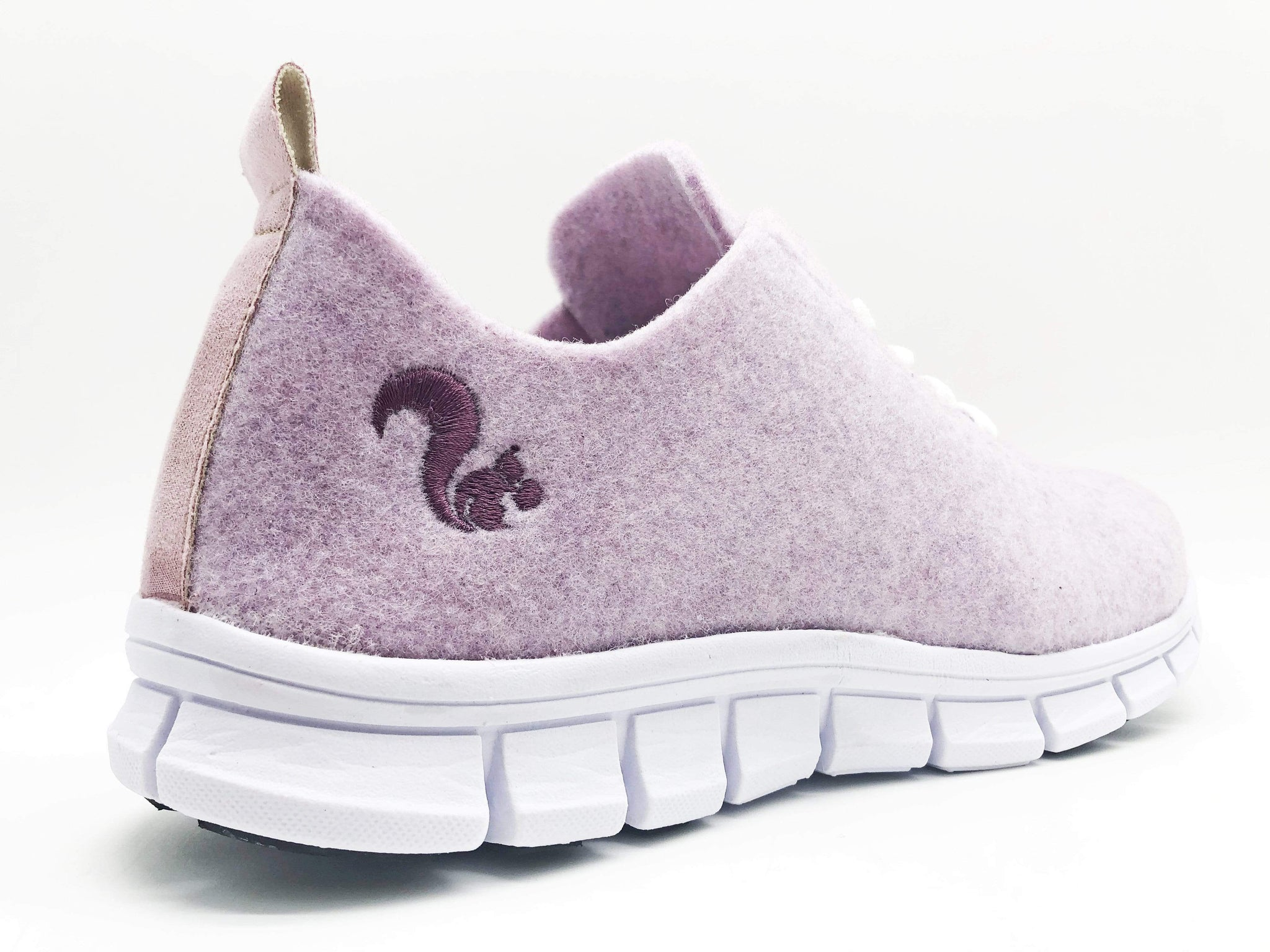 NAT 2 footwear thies ® PET Sneaker lila | vegan aus recycelten Flaschen sustainable fashion ethical fashion
