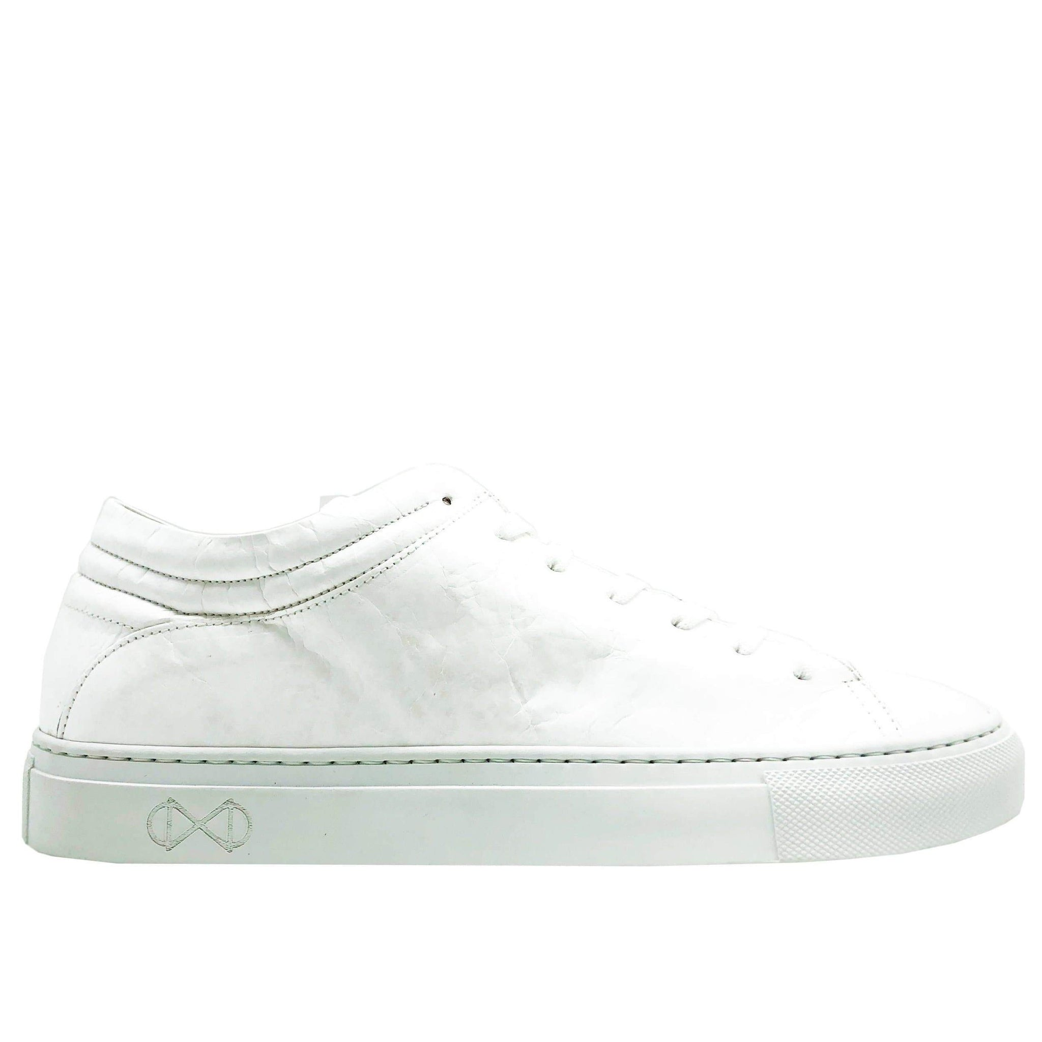 NAT 2 shoe Sleek Low Sneakers. Tyvek® Vegan Paper. sustainable fashion ethical fashion